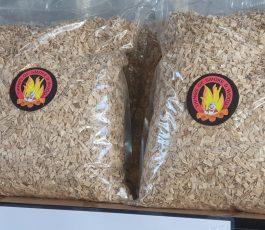 European beechwood chips 1kg