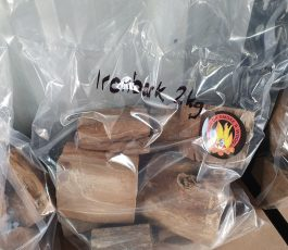 Wood Chunks Ironbark 2kg
