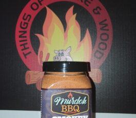 Smokey BBQ Rub