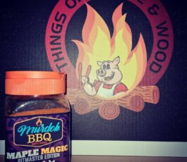 Maple Magic Pitmaster Edition