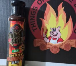 Smoky Barbecue Glaze Mild