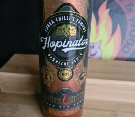 Cobra Chilli Hopinator Barbecue sauce