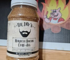 DR JAY'S MIRACLE BACON CURE-ALL (525g)