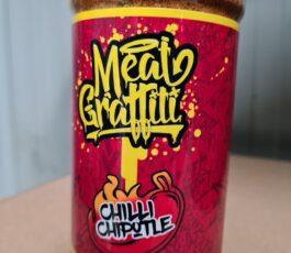 Meat grafitti chilli Chipotle
